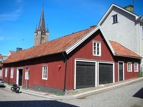 Wandering through time in old Mariestad #5