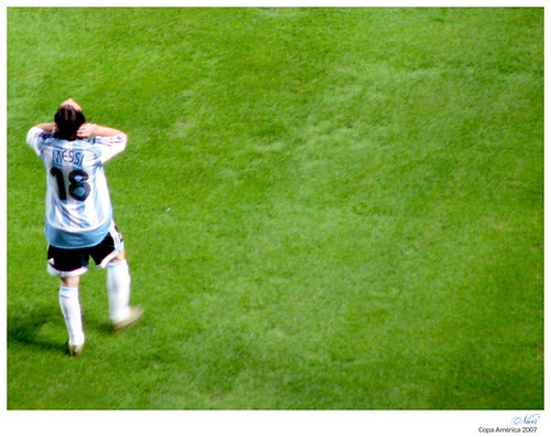 Copa América_Messi
