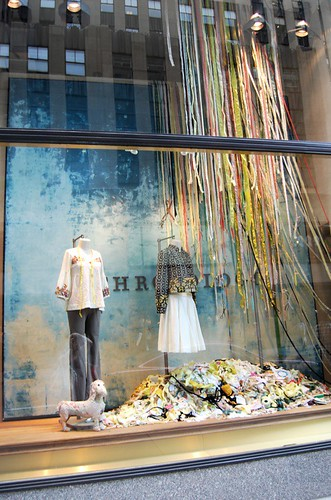 Living The Anthropologie Way Of Life Living Rooms: Flickriver: Photoset 'Store Window Displays' By