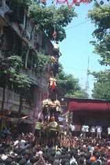 Govinda Mumbai (firoze shakir photographerno1) Tags: mumbai hinduism govinda gokulashtami dahihandi hindus govindaalareala hopeandhindutva