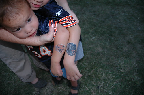 Bears Tattoos