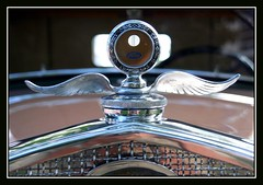 Ford (redmann) Tags: old ontario canada classic ford car wings chrome goderich thecontinuum sigma18200dc canon400d hoodormanemt