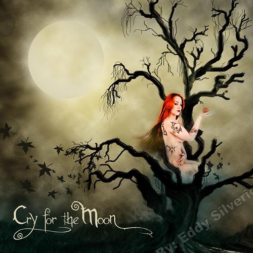 الجوثيك ميتال اغنيه جااااامدة جدا Cry For The Moon