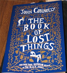 The Book of Lost Things (sweet mustache) Tags: blue book lostthings johnconnolly
