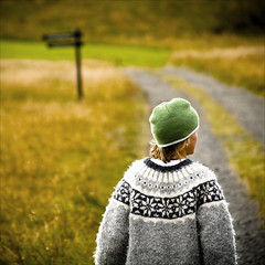 Country Boy (gunnisal) Tags: road boy colors rural landscape iceland sweater hgni lopapeysa 35faves aplusphoto flickrdiamond peopleschoicerecovery