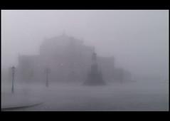 into the mist (pihe) Tags: cameraphone street rain germany deutschland dresden nokia opera searchthebest empty oper staatsoper 6233 anawesomeshot aplusphoto nemetorszag diamondclassphotographer drezda naturewatcher csrgeszabolcs szabolcsjcsorge csorgehu