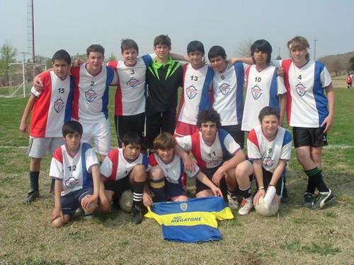 Equipo de Fútbol 11 Masculino - I.S.T.