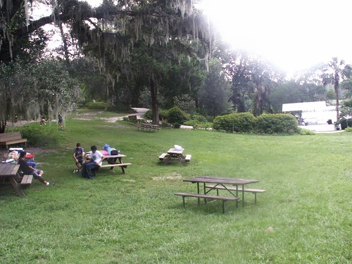 Rainbow Springs State Park International Literacy Day Picnic Grounds