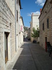 Back Street in Bol