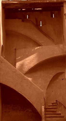 Dettaglio Castello di Brunico