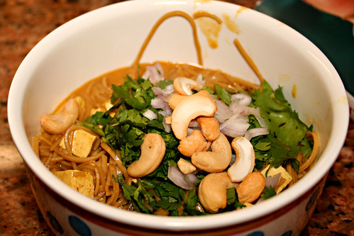 curry noodles