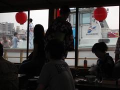 DSCN1308 (...Chopper...) Tags: festival japan tokyo fireworks   sumida sumidariver yakatabune