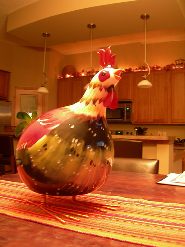 bobble chicken 1