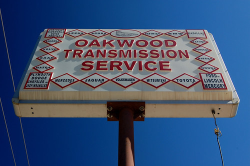 Oakwood Transmission Service
