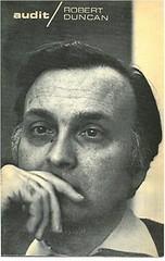 Robert Duncan, Audit