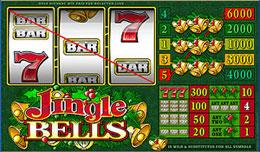 Jingle Bells 3 Reel Nodownload Slot