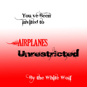 airplanes unrestricted invite image