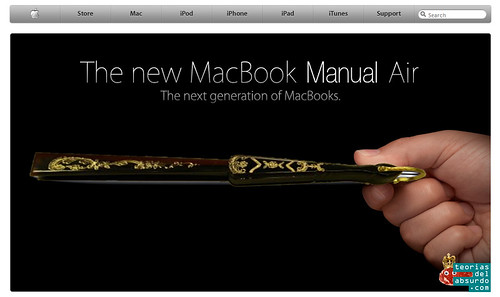 the new macbook manual air