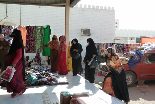Ladies' Day in Sinaw, Oman
