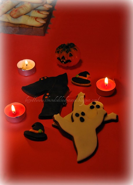 I biscotti di Halloween