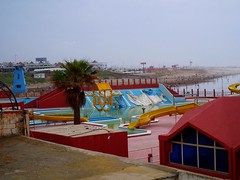 Casablanca, Morocco (Lee Cannon) Tags: beach pool northafrica resort morocco casablanca