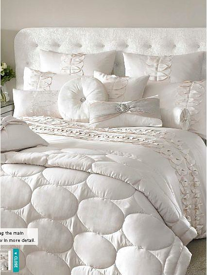 Malay bed linen