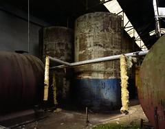 Usine pétrochimique abandonnée #4, France, novembre 2010