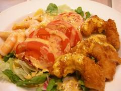 Cobb salad @ Utahiroba