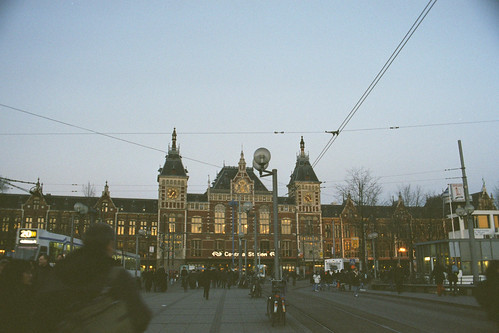 ZAMS Central Station Front