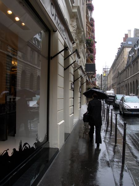 Chanel at rue Cambon