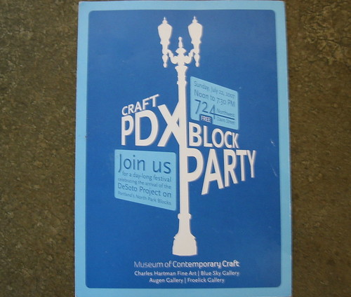 Craft PDX Block Party