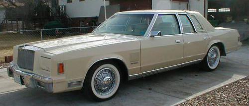1980 Chrysler New Yorker-Fifth Ave R Body 1 - a photo on