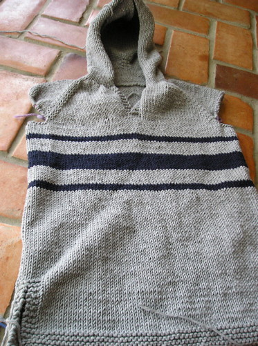 Children's Hooded Tunic