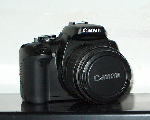 Mi cámara Canon 400D
