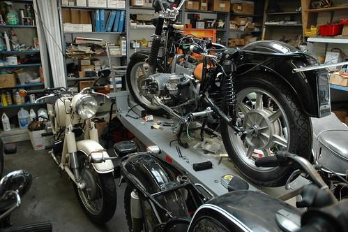 Black Kat Motorwwerks, Venice California