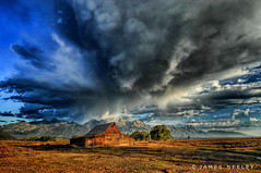 Cloud Burst (James Neeley) Tags: fab storm mountains weather landscape bravo searchthebest tetons hdr thunderhead grandtetonnationalpark magicdonkey flickr2 5xp abigfave colorphotoaward superaplus aplusphoto diamondclassphotographer flickrdiamond jamesneeley