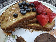 more french toast