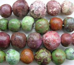paper mache beads