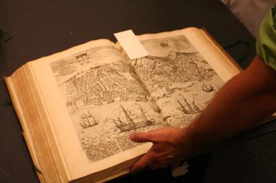 17th Century atlas to be digitized
