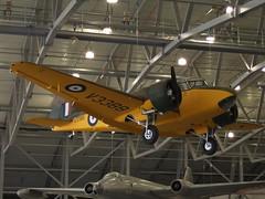 Airspeed Oxford Mk1 (SthLondonNick) Tags: uk england unitedkingdom aircraft duxford cambridgeshire imperialwarmuseum iwm