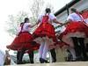 Hungarian folk dance (elisabatiz) Tags: dance hungary folklore blueribbonwinner isawyoufirst ~vivid~