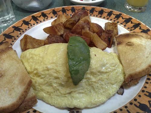Woodsider Omelette