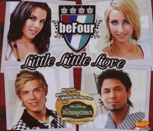 beFour - Little, Little Love