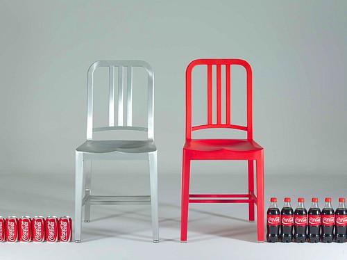 Coke chair