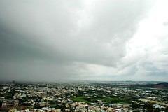 Going to rain  --  (Ming - chun ( very busy )) Tags: cloud nikon d70 taiwan taichung