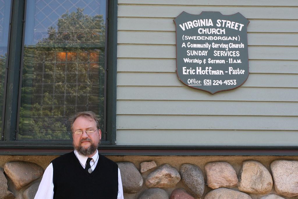 Rev. Eric Hoffman