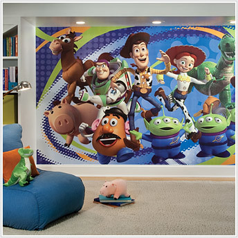 toy story wallpaper decals