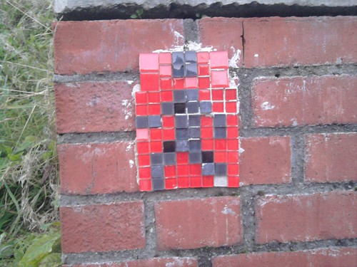 More mosaic man