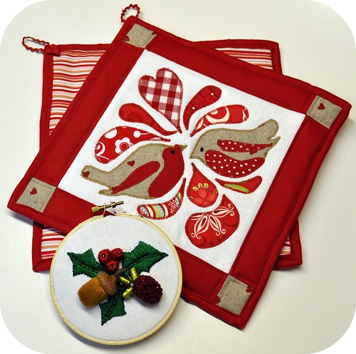PP5 Holiday Potholder Swap
