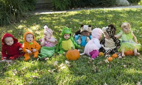 Playgroup Halloween BBQ